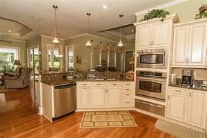 Open, Kitchen