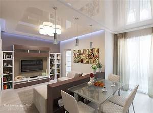 Living, Dining, Room, Combo