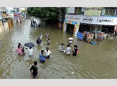 Natural disasters India the most exposed country, Manila