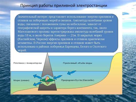 Приливная электростанция — ТеплоВики энциклопедия отопления