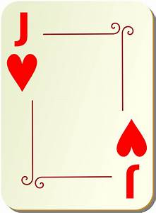 Pin Cards Jack Of Hearts Clubs Spades The Card Tattoo on ...