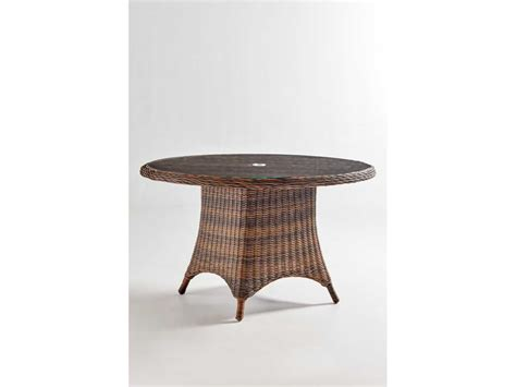 south sea rattan barrington wicker 52 square dining chat
