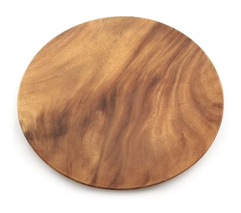acacia wood  plate