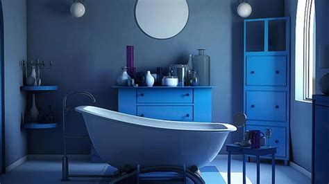 Cool Bathroom Designs by 18 Cool And Charming Blue Bathroom Designs Home Design Lover