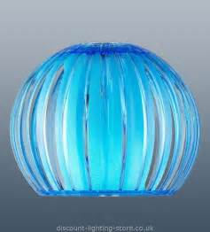 pendant lighting shades blue images