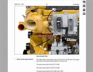 Cat Ct11 13 Vocational Truck Engine Training Materials