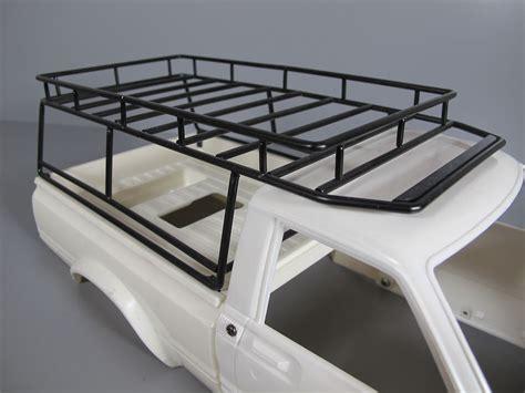 roof racks for trucks new metal cargo contractor roof rack tamiya rc 1 10 toyota