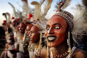 The pretty boys of Niger