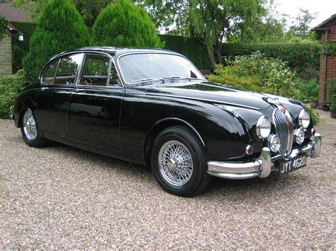 Jaguar Mk Ii A Traditional Car…