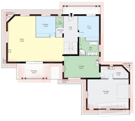 construire sa cuisine d été maison contemporaine 10 dé du plan de maison contemporaine 10 faire construire sa maison