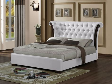 white luxurious chesterfield faux leather rolltop ft