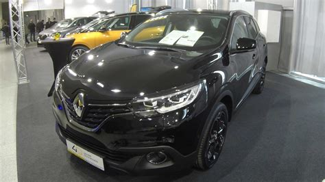 renault kadjar  black edition  car reviews cars