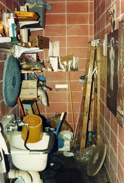 custodial closet style  flickr photo sharing