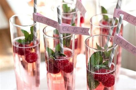 Cocktail Decoration Hen Party Inspiration Henorstag