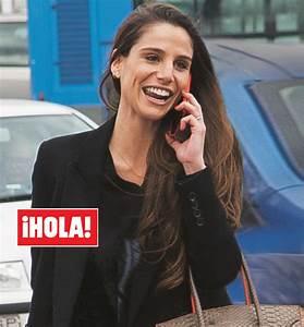 Lucía Villalón, de las lágrimas a la sonrisa tras su ruptura con 'Chicharito'