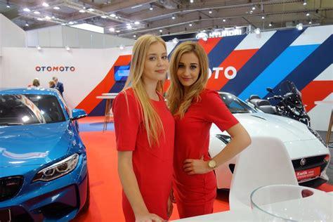 Poznań Motor Show 2018. Hostessy Na Targach Motoryzacyjnych