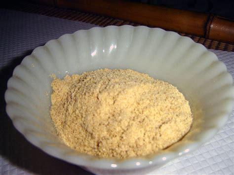 cuisine manioc farofa