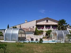 Abri Haut Piscine : abri de piscine haut cintral ~ Premium-room.com Idées de Décoration
