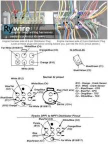 similiar honda civic ecu pinout keywords on obd0 to obd1 wiring diagram