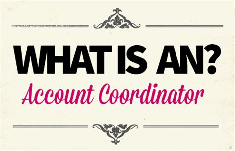 Account Coordinator by What Is An Account Coordinator Description Freshgigs Ca