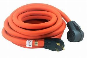 25ft Electrical Welder Extension Cord Nema 6