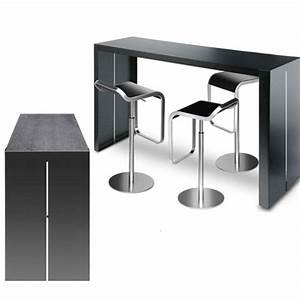 Table Hauteur De Comptoir