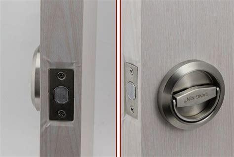 bathroom door key free shipping mechanical 304 stainless steel luxury door