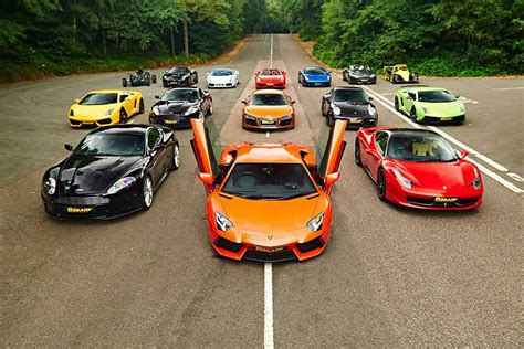 Driving Experience by Supercar Driving Experience From 6th Gear