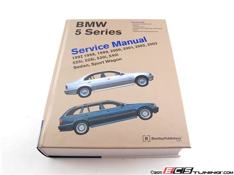 Bmw E39 5 Series Bentley Service Manuals