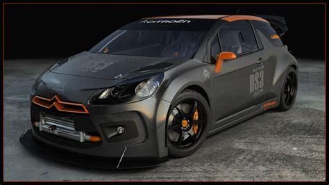 Citroen Ds3 Racing Custom By Dangeruss On Deviantart