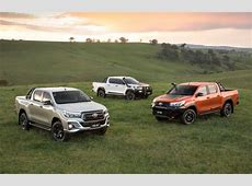 Toyota HiLux Rugged & Rogue variants confirmed for