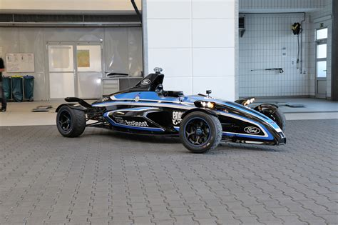 Ford Builds Sweet 10 Liter Ecoboost Powered Formula Ford