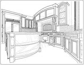 kitchen galley kitchen with island floor plans trash