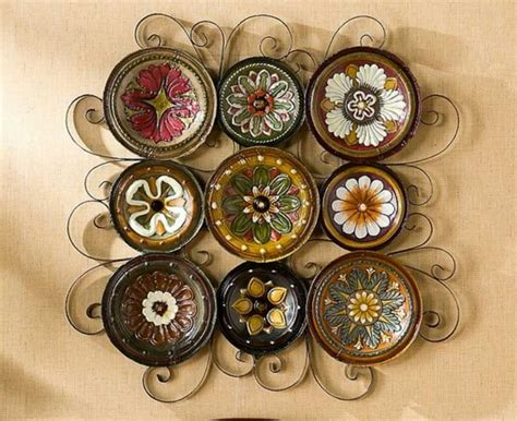 Decorative plates for wall hanging ideas  Home Interior