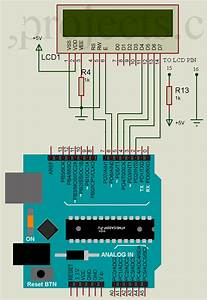 Arduino Controlled 12v Battery Charger Circuit