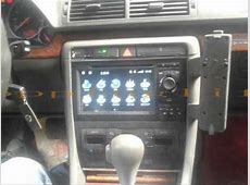 How to install audi A4 DVD Player GPS Navigation TV