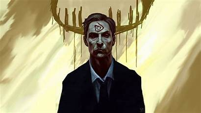 Detective True Wallpapers Background Season Mcconaughey Cohle
