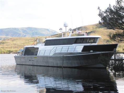 Legend Boats Price by Used Legend Boats Aluminum Exploration Vessel For Sale