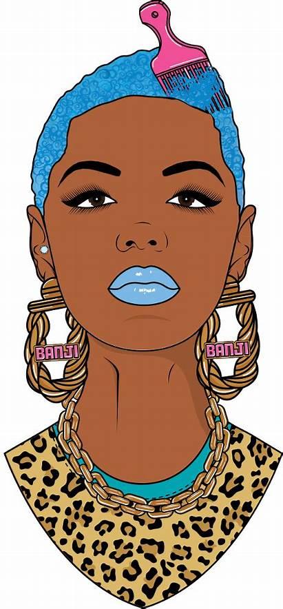 Clipart Rapper Rappers Money Hop Hip Female