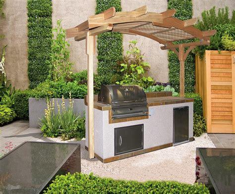 simple outdoor kitchen design ideas interior home