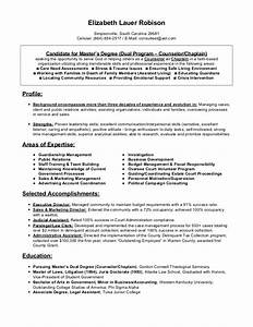 resume for chaplain With chaplain resume