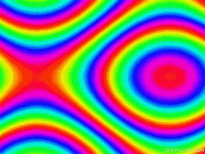 Colorful Gifs Colors Animated Posters Colour Psychedelic