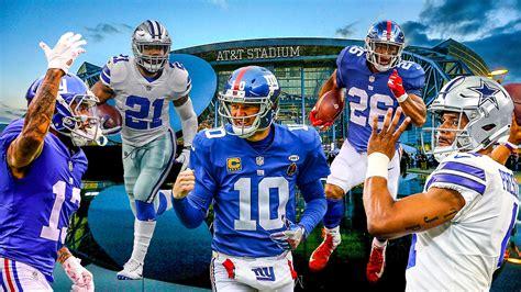 york giants  factors  week    dallas cowboys