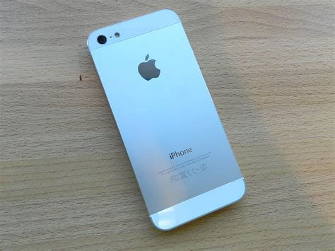 used iphone 5 for iphone 5 review pocketnow