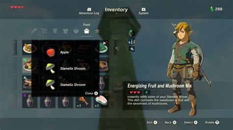 zelda breath   wild cooking tips  tricks gamespot