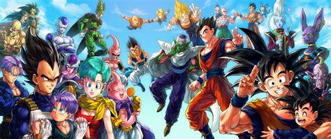 android  dragon ball hd wallpapers backgrounds