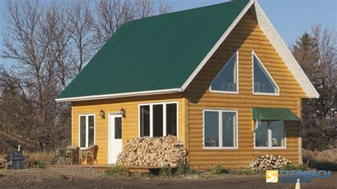 Tiny House On The Prairie From 3,000 To 480 Sq Ft