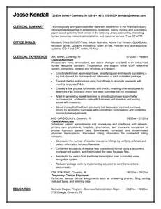 resumes for unit resume for unit clerk