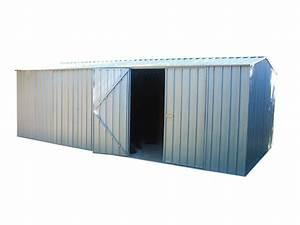 Abri De Jardin Metal 20m2 : abri de jardin metal 20m2 cabanes abri jardin ~ Melissatoandfro.com Idées de Décoration