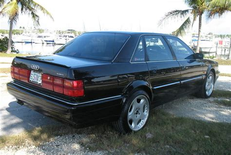 1990 Audi V8 Quattro For Sale